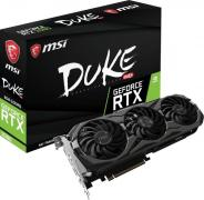 In Stock. The MSI GeForce RTX 2080 DUKE 8G OC