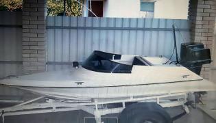 Моторний човен у відмінному стані