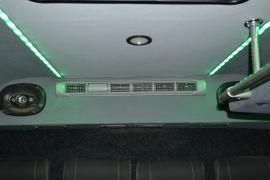 Тюнінг Внутрішній Переобладнання обшивка Volkswagen Crafter LT фольксваген крате